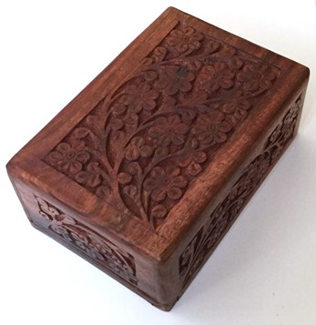 Tree of Life 5x7 with Sliding Box for Pet Ashes - Pet Memorial - Allied Veterinary Cremation in Manheim, PA