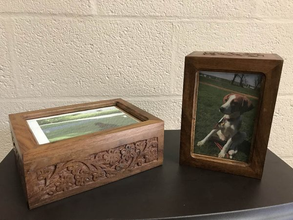Photo Frame Urn, Tree of Life Box for Pet Ashes - Pet Memorial - Allied Veterinary Cremation in Manheim, PA
